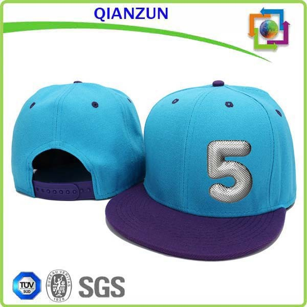 Custom Embroidery Snapback Hat For Young People