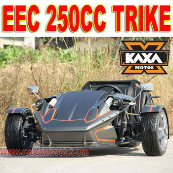 EEC 250cc Motorized Tricycle
