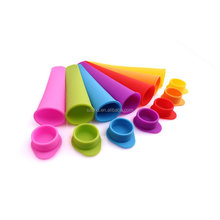 Food Grade Silicone Ice Tray / Silicone Lolly Mould / Silicone Ice Pop Maker