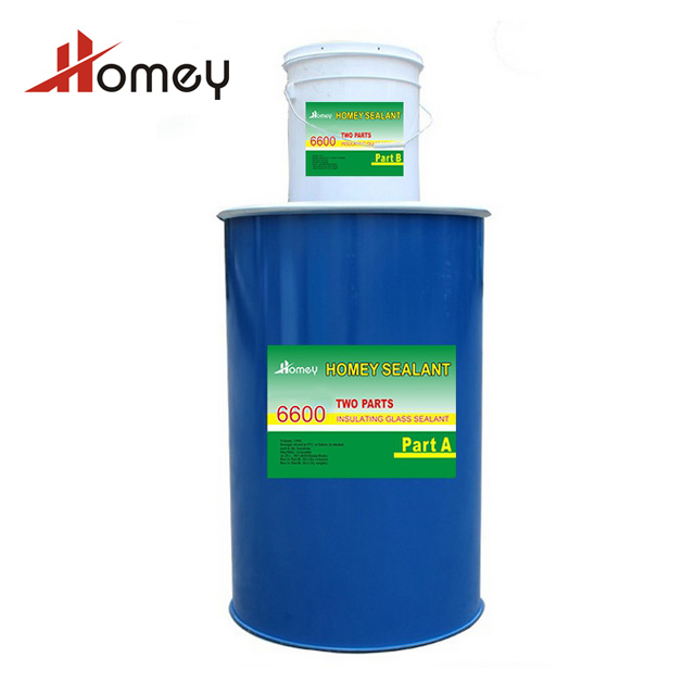 high strength two component construction antibacterial silicone sealant for insulated glass