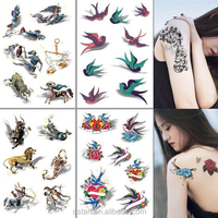online shopping sex 3d arm temporary tattoo sticker women in stock
