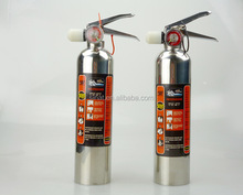 2IB Car Chrome Fire Extinguisher Clean Agent