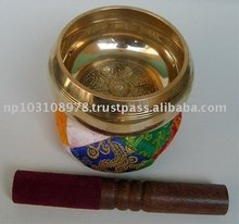 Asthamangala Crafted Singing bowl