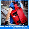 Customized fixed gear functional sports laptop bike cycling travel messenger bag