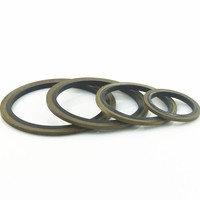 China Engine Pump Combination Gasket Metal Rubber O Ring Compound Gasket