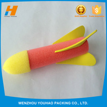 New Products Looking For Distributor Foam Rocket/Eva Toys