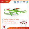 hot design 2.4G 4CH drones remote control toy airplanes with gyro