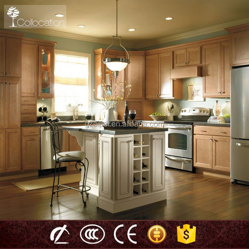 Best Quality Kitchen Cabinets Solid Wood Solid Wood Walnut Kitchen