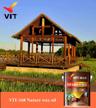 VIT-168 Nature wax oil paint, wood paint, furniture paint