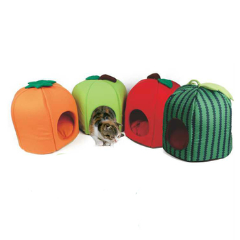 Fruit shape funny pet bed(YF82135)