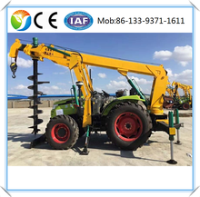 Mini pile driver for excavator hydraulic piling rig for sale Cif price