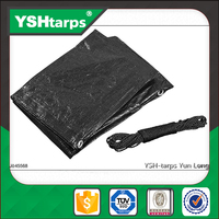 Waterproof Plastic Tarpaulin With Lanyard