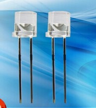led diode 5mm rgb concave, led diode 5mm rgb angle, led 5mm rgb angle