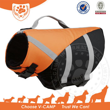 My Pet Outdoor Professional Training Dog Life Jacket