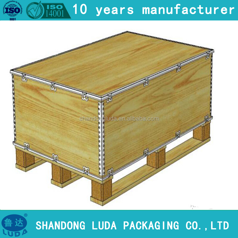 Export packing box Fine chemical industry-specific export wooden crates