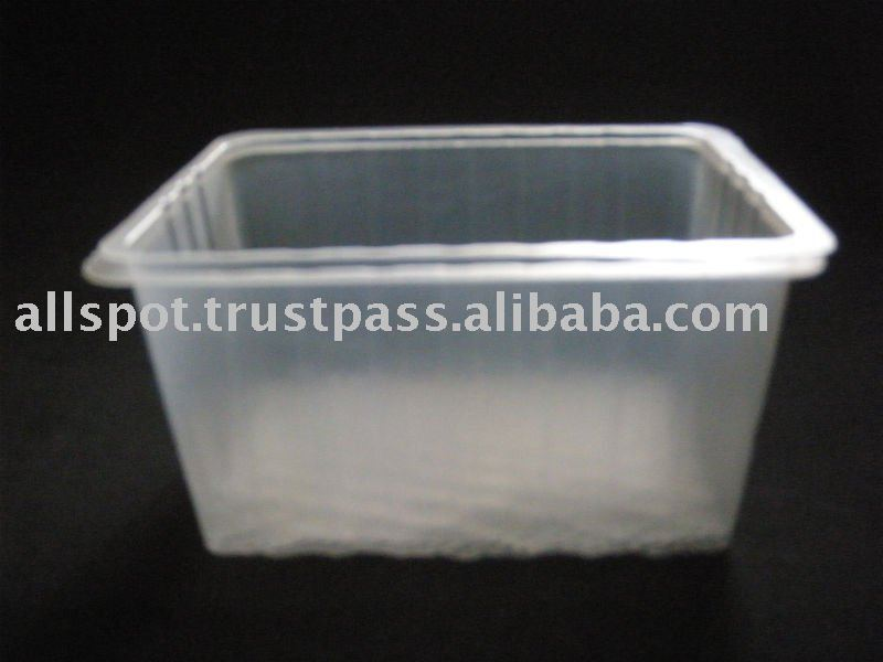 Plastic Cake Tray, Plastic Food Tray, Food Container