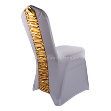 The newest wedding chair cover hotsale antimacassar for wedding party decortion