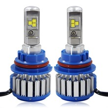 New design led headlight bulb 9007 for suv, sav, off road and other vehicles