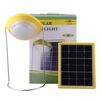 Solarbright manufactured emergency hang portable rechargeable solar outdoor lighting LED lantern