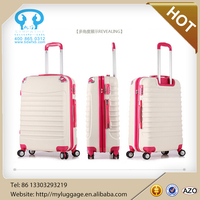 New Design 3 Colors ABS Children Suitcase/ Trolley Luggage Case