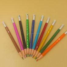 2mm colored mechanical pencil with color lead 12 packs