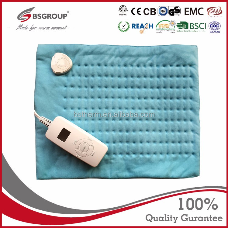 Blue electrical appliances pictures electric heating pad led pain pad