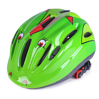 Colorful Children Safety Bicycle Kids Cycling Bike Helmet