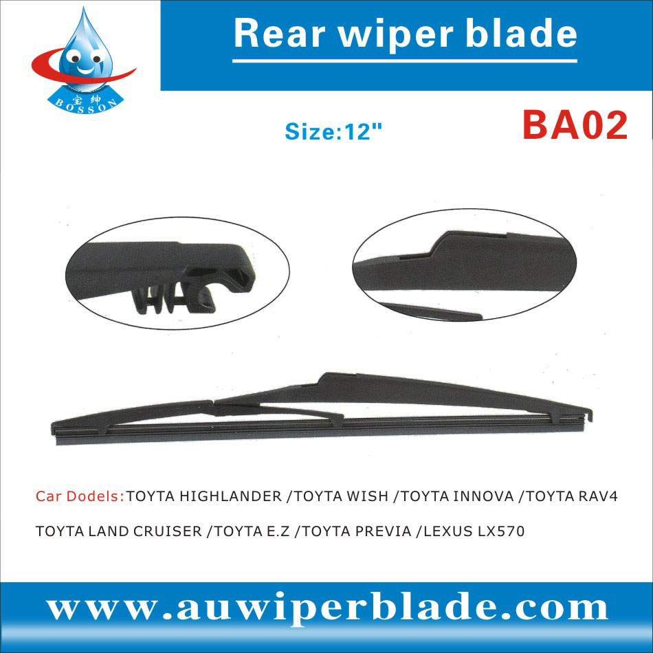 Professional Factory Covering 99% Car Models Rear Wiper Arm, Rear wiper blade, Rear wiper