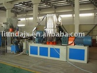 PE film compact and granulate production line