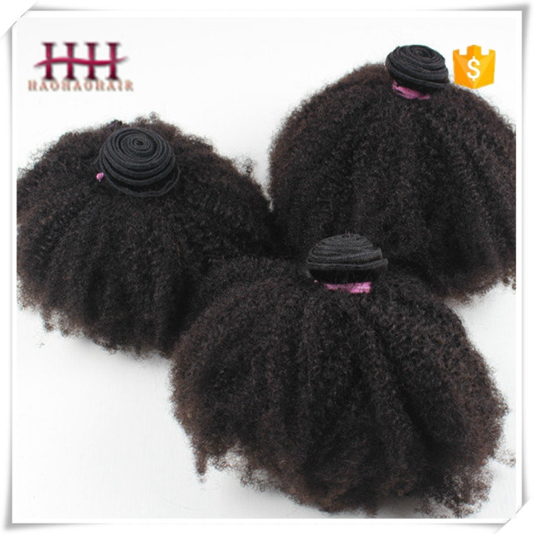 2017 New Style Unprocessed Afro Kinky Wave 100% Tiny Curly Crochet Hair Extension