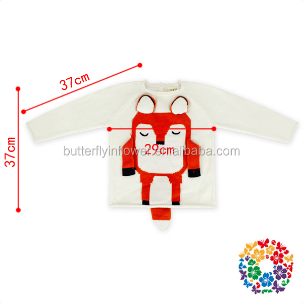 Latest design baby frock girl children sweaters for autumn baby girl sweater