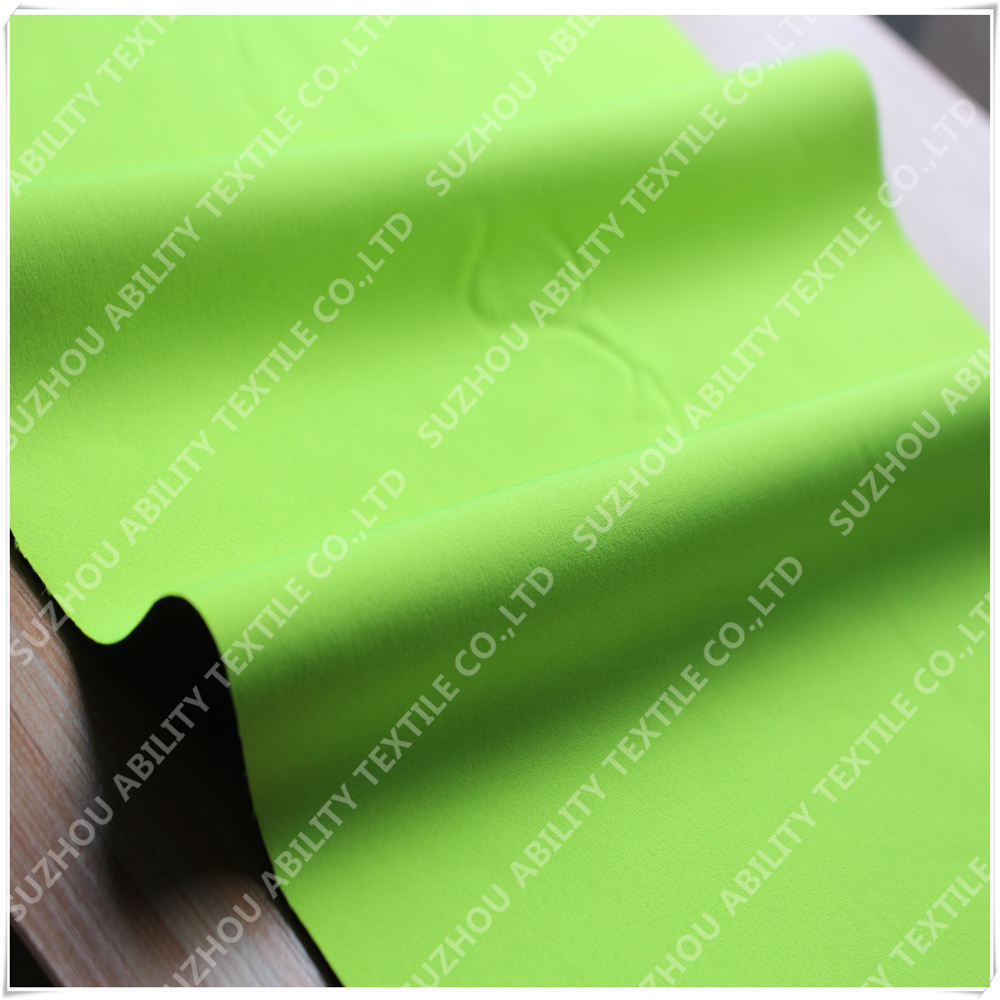 Breathable Water Resistant Polyester Fabric/Stretch Waterproof Breathable Fabric