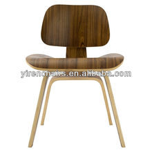 Living room fancy design bent wood doll chairs/Indoor furniture wood furniture modern design chair