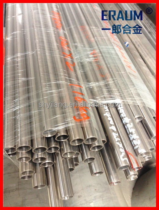 solid solution state hastelloy c276 weld tube