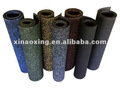 Hotel and Restaurant Floor,Rubber Roll, Interlocking Rubber Flooring Tile