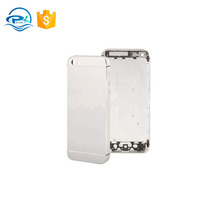 Replacement parts for iphone 5 back cover housing made in China