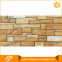 Heat insulation home decoration brick fully polished outdoor tiles for driveway