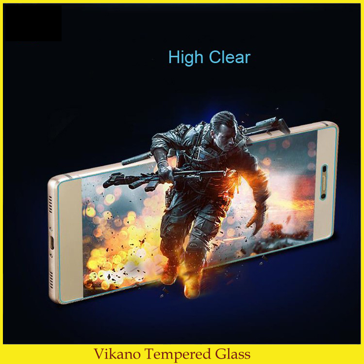 For Huawei GR5 Anti Fingerprint Anti Oil Smooth Touch Toughened Glass Screen Protector