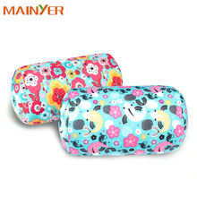 Customized Long Round Microbeads Pillow ; Tube Shape Pillow Sleeping Pillow Cushion
