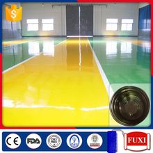 High Class One Adhesive Force Solvent Epoxy Resin Self-leveling Seal Primer Paint For Flooring