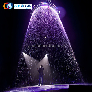 2018 New Fountain Design Waterfall Fountain Outdoor Water Wall