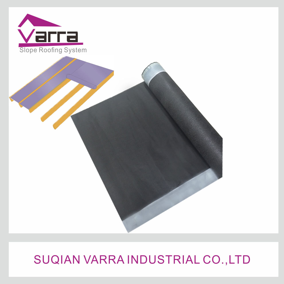 high quality and cheap paper asphalt roof felt 3mm sbs waterproofing membrane