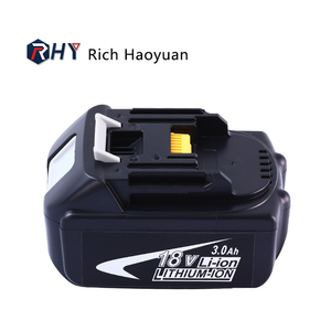 Rechargeable Power Tool Battery for Makita Drill 18v power tool battery BL1830