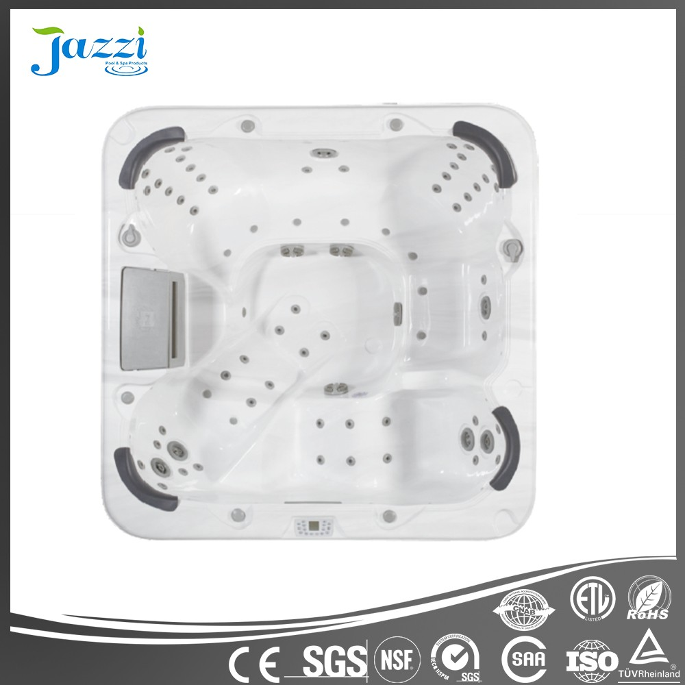 JAZZI Acrylic Garden Hot Tubs Massage Spa SKT338D