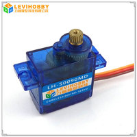 LH-S0090MD No Gap Metal Gear 9g Servo Digital RC Micro Servo
