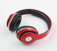New High Quality Wireless Bluetooth stereo headhand headphones P15 card with a radio call phone headset five color