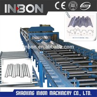 For Sale High Speed Galvanized Steel Panels Classic Rib Roll Forming Machine