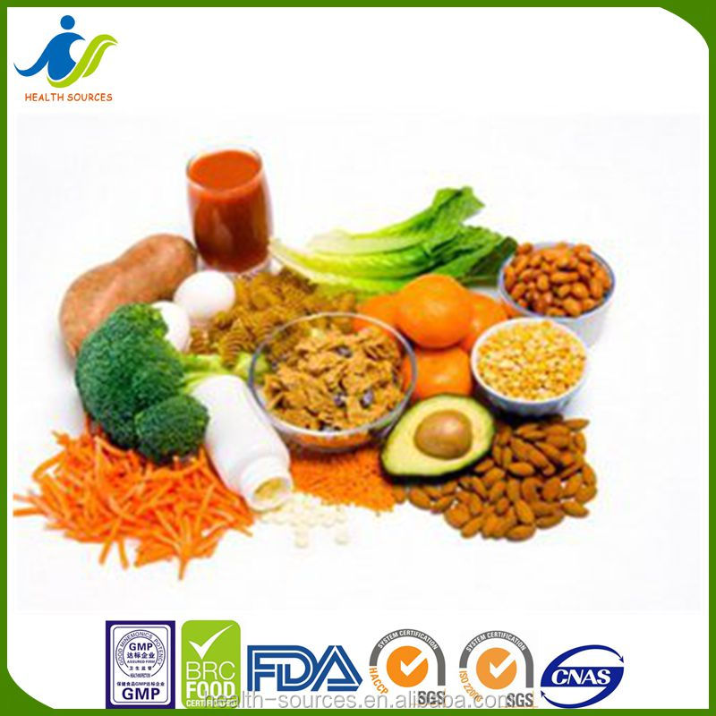Folic Acid from vegetables and fruits