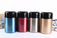 Best selling wholesale stainless steel insulated soup containers