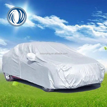 Waterproof polyester taffeta 190T with silver coating Fabric for car cover
